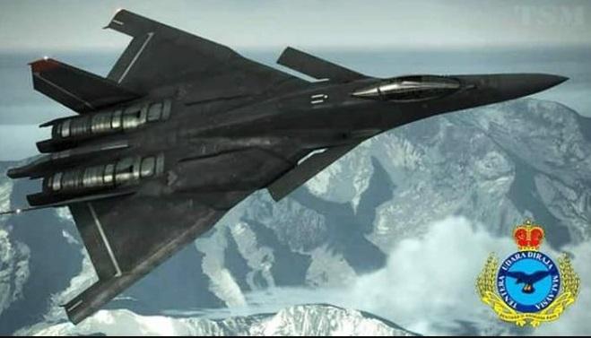 Di Tahun 2030, Malaysia Rancangkan Buatan Jet Tempur Dalam Negeri