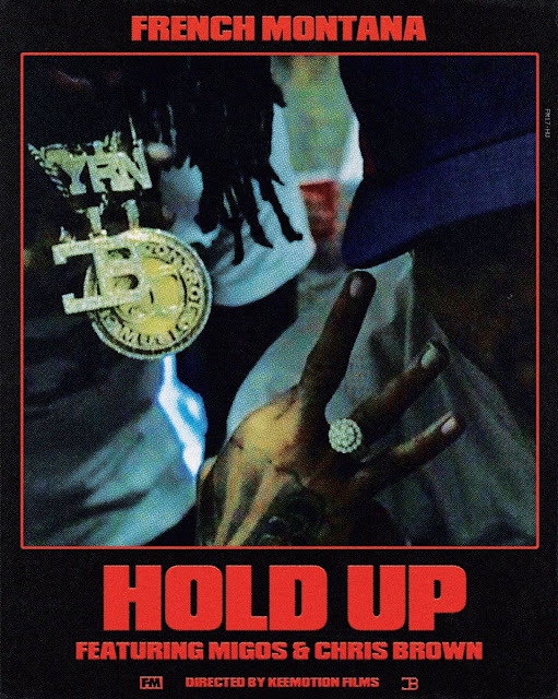 "French Montana ft Migos & Chris Brown - ""Hold Up"" Video - HipHopOnDeck.com"