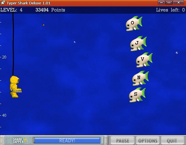 typer shark game full version