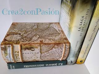 Caja-libro-cartonaje-y-decoupage-libro-tumbado-Crea2-con-pasión
