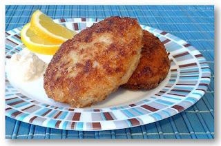 Рыбные котлеты из трески — рецепты