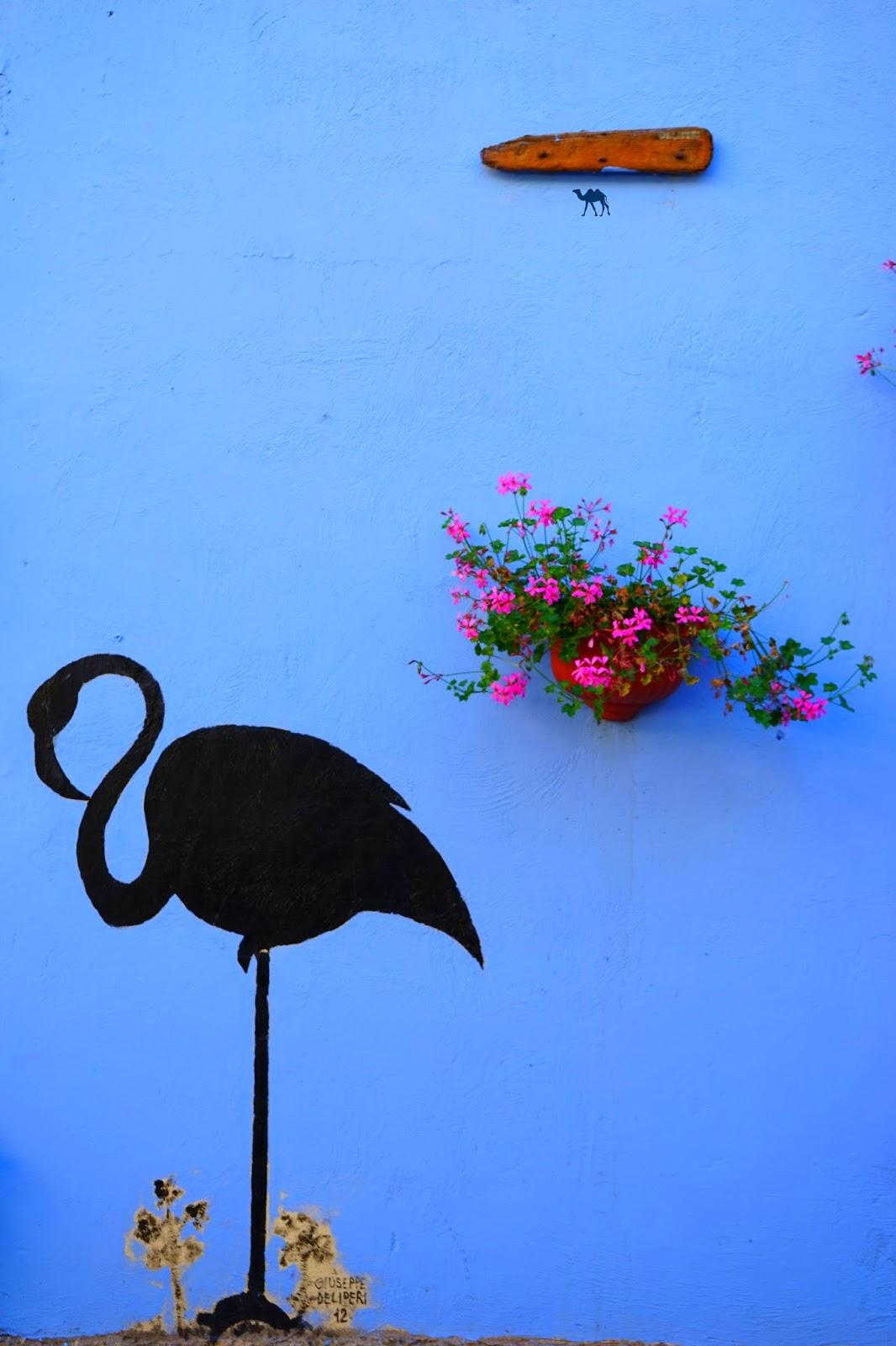 Le Chameau Bleu - Blog Voyage Sassari  Sardaigne Décor de Sassari  Sardaigne Italie