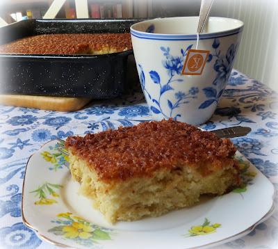 Cinnamon Toast Cake
