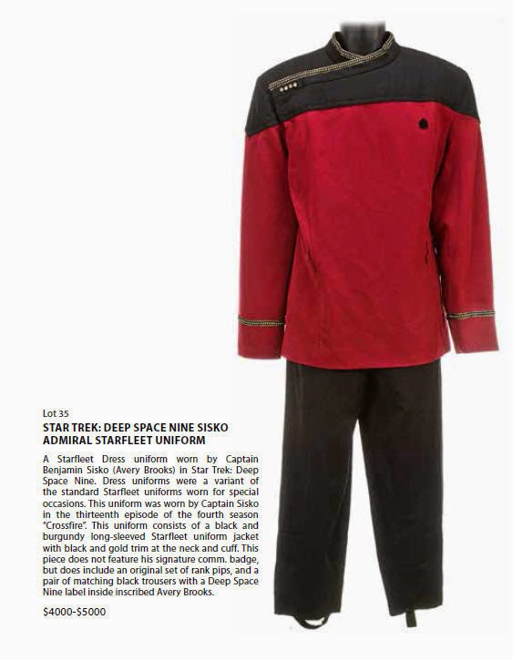... download the February Star Trek Auction IV catalog. Interested bidders may register to participate in the sale on the LiveAuctioneers.com website ...  sc 1 st  The Star Trek Prop Costume u0026 Auction Blog & The Star Trek Prop Costume u0026 Auction Blog: January 2015