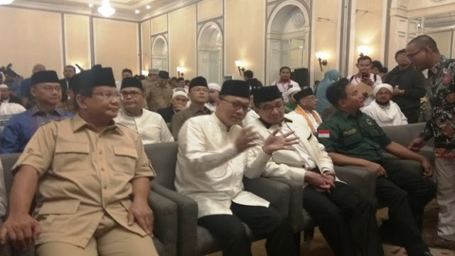 Jika Tak Pilih Calon Hasil Ijtima Ulama, Prabowo Kecewakan Umat