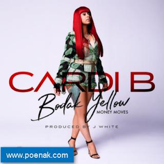 Lagu Cardi B - Bodak Yellow