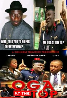 my oga at the top obafaiye shem