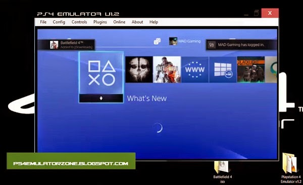 PS4 and Xbox One Emulator for PC - info download | Tech tutorial