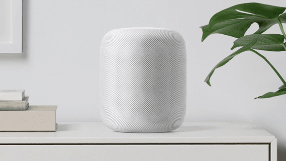 Apple Unveil HomePod Wireless Music Speaker