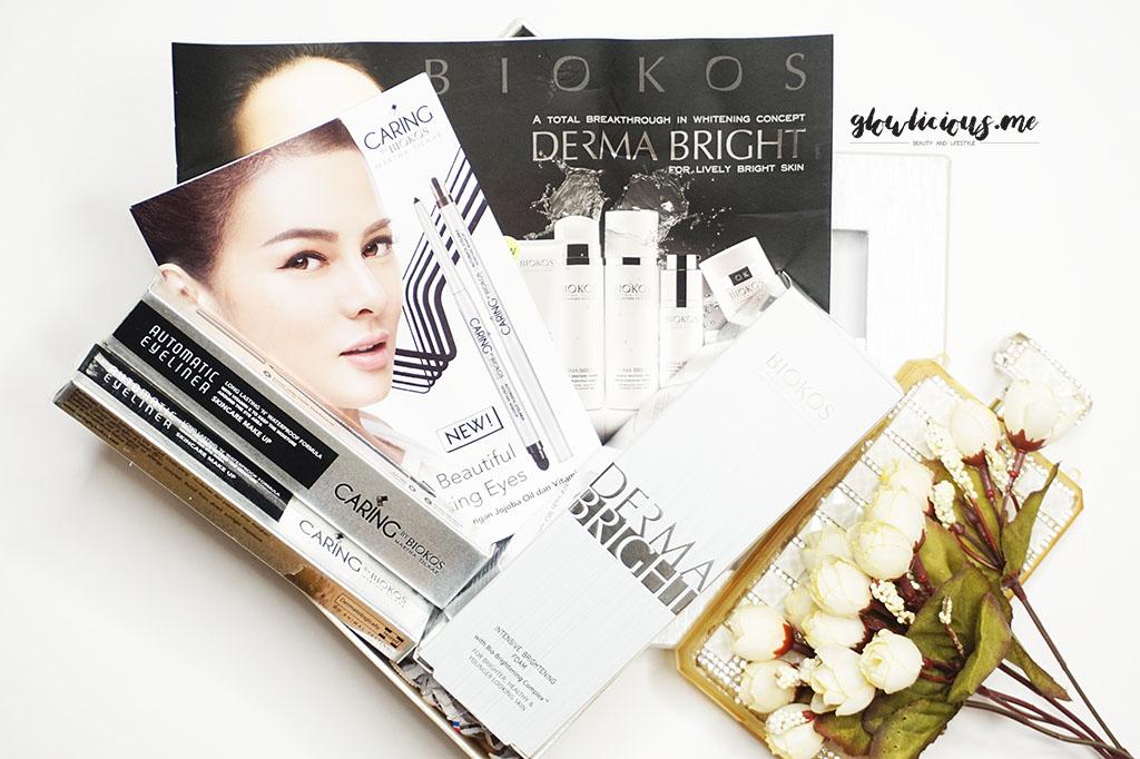 REVIEW | Caring By Biokos Automatic Eyeliner in Brown & Black + Biokos Derma Bright Intensive Brightening Cleanser