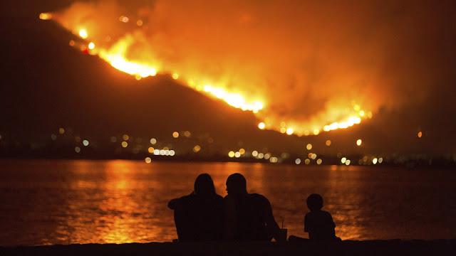 """""""Amenaza apocalíptica"""": Un informe de cambio climático genera temores sobre el futuro de California"""