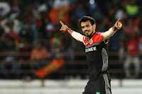 Chahal in ipl 2017 for RCB