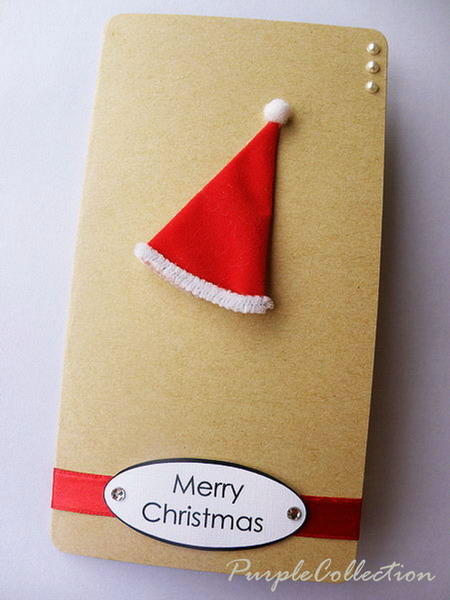 The Christmas Hat Card