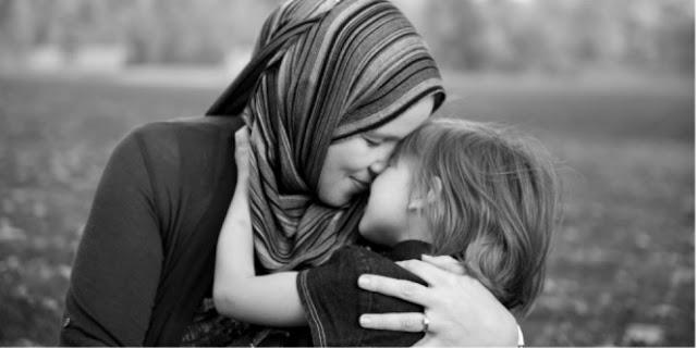 saya ingin anak saya seperti anak muslim lainnya