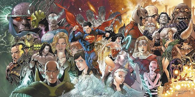 superman wonder woman new 52