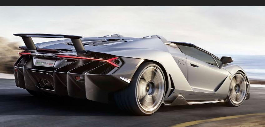 Lamborghini Centenario Marapova
