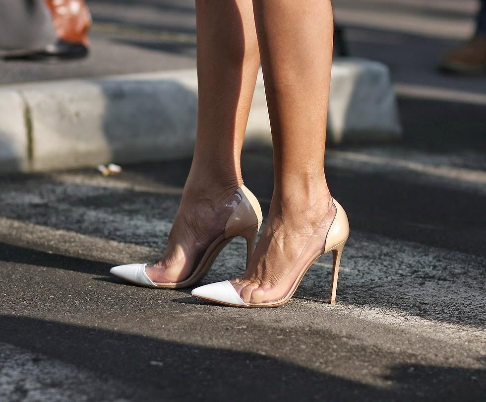 фото-ножки