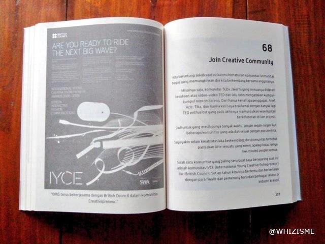 101 Creative Notes, 101 Creative Notes Book, Buku 101 Creative Notes