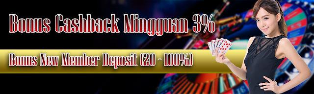 Bonus Yang Diberikan Oleh Naga Casino