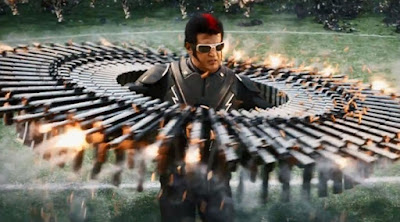 Robot 2.0:Akshay Kumar and Rajinikanth's 2.0 maintains stronghold on Box office—Check out collections