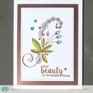 Simple Things sq - photo by Deborah Frings - Deborah's Gems