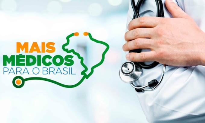 SEM ALTERAÇÃO: Paraíba não registra desistência de profissionais no Mais Médicos e aguarda chegada em mais sete cidades.