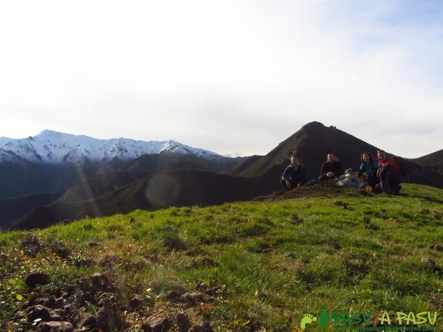 Cerro Tebrandi, Piloña