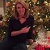 Το εντυπωσιακό Χριστουγεννιάτικο δέντρο που στόλισε η Στεφανίδου (video)