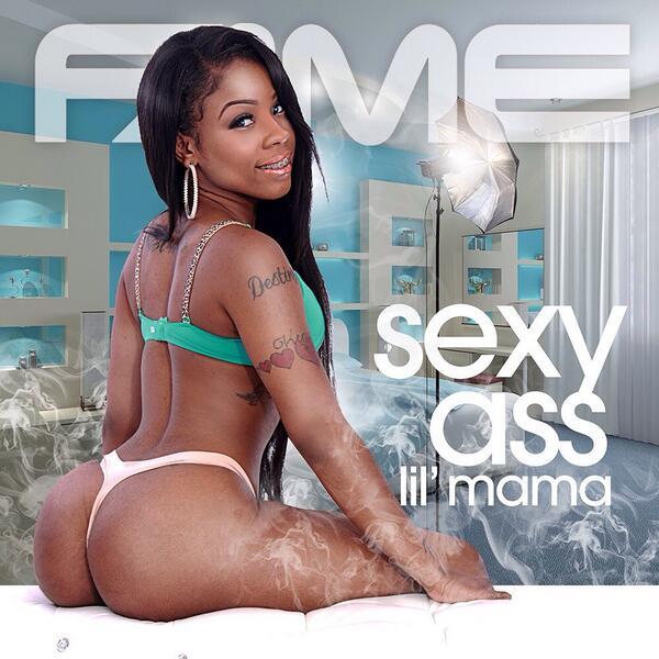 Lil mama's ass