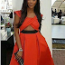 Tiwa Savage's fashion statements in South Africa