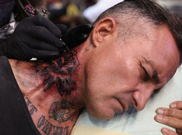 Most Painful Places to Get a Tattoo