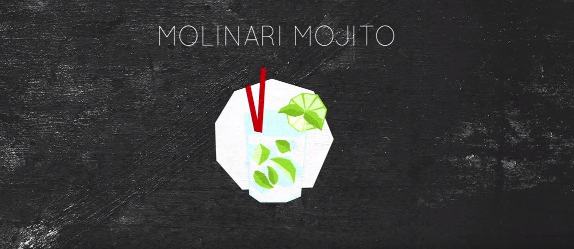 Canzone Pubblicità Sambuca Molinari Mojito