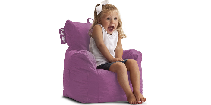 The Perfect Size For Your Toddler O Made With Tough Stain And Water Resistant SmartMax Fabric Filled UltimaX Beans That Conform