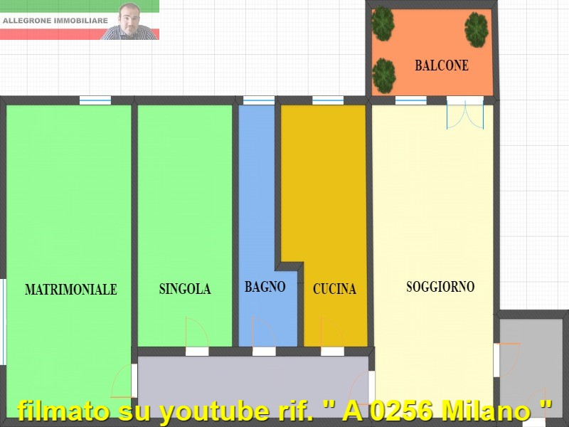 Cerco casa a pavia in affitto a 0256 milano porta for Affitto appartamento arredato milano