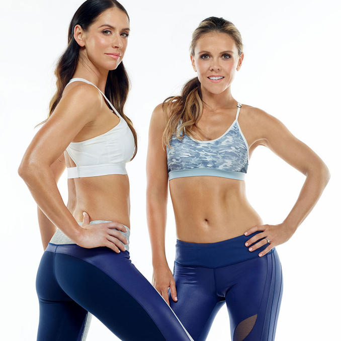 Summer Slim Down Challenge with the Tone It Up Girls