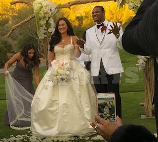 Adam Jones Wedding Photo