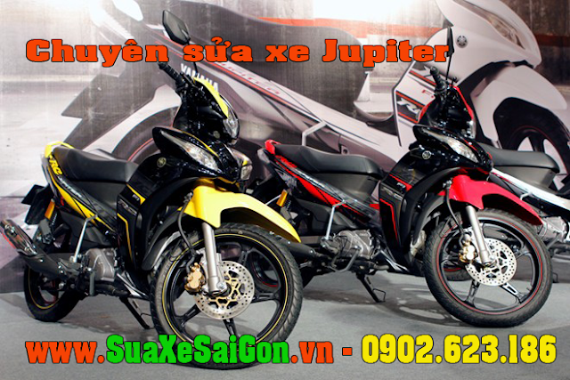 Sửa chữa xe Yamaha Jupiter chuyên nghiệp