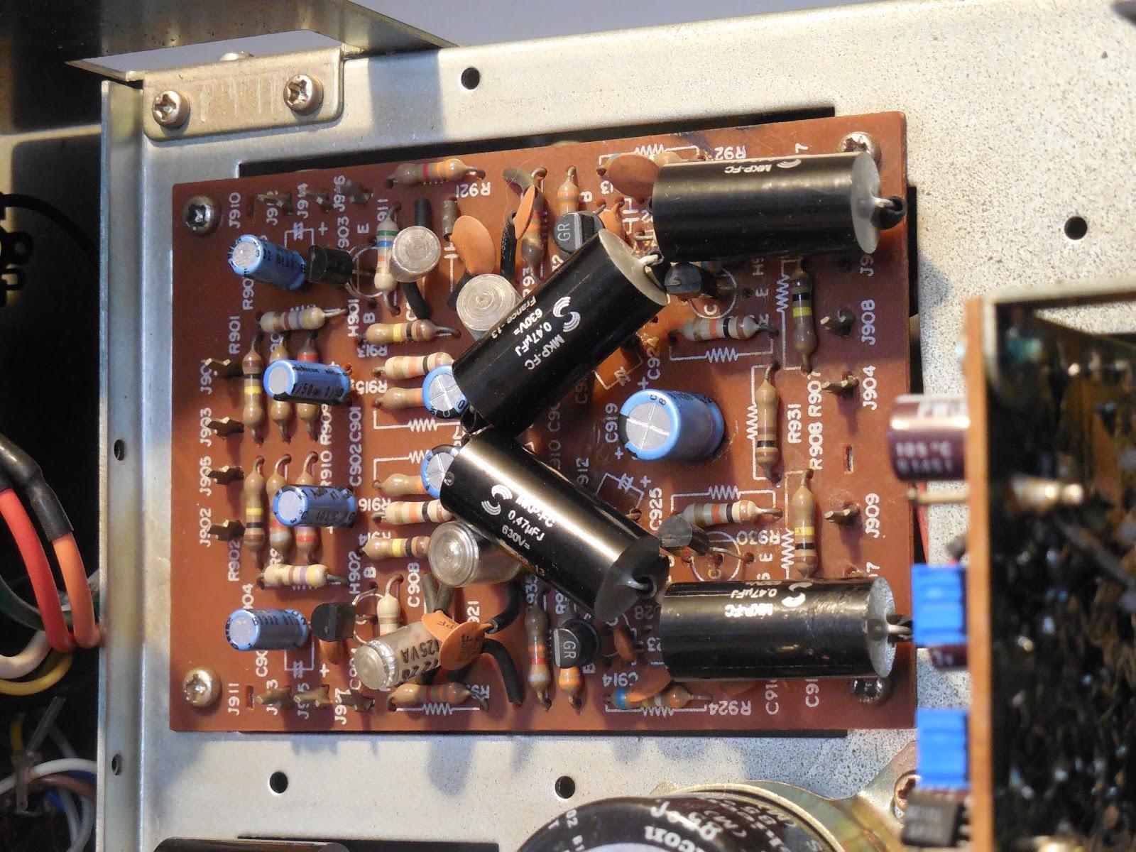 Vintage Hi Fi Audio Restorations