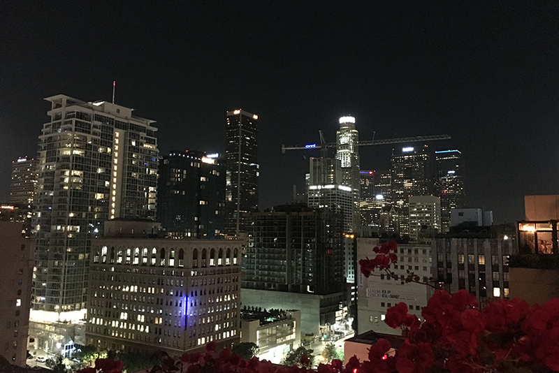 The Upstairs Bar, Los Angeles, Rooftop Bar