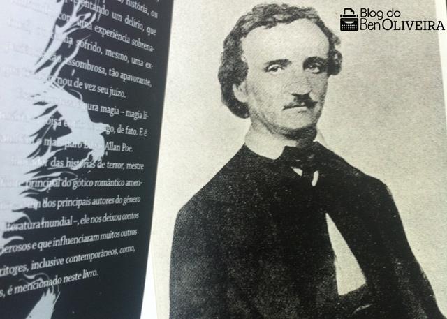 Biografia Edgar Allan Poe Mago Terror Jeanette Rozsas