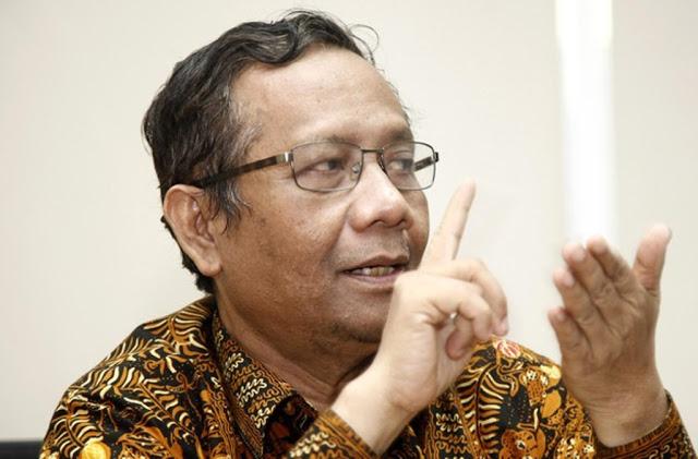 Kasus Ratna Sarumpaet, Mahfud MD: Minta Maaf Gak Cukup; Nyindir Siapa?