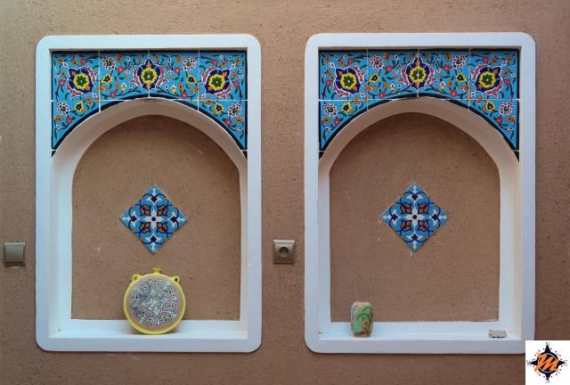 Varzaneh, Negaar Guesthouse