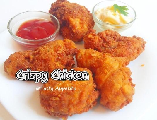 KFC Style Fried Chicke...