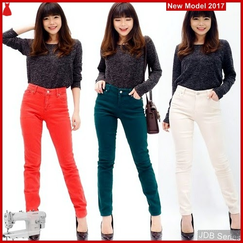 JDB104 FASHION Coloured Perempuan Legging Jeans BMG