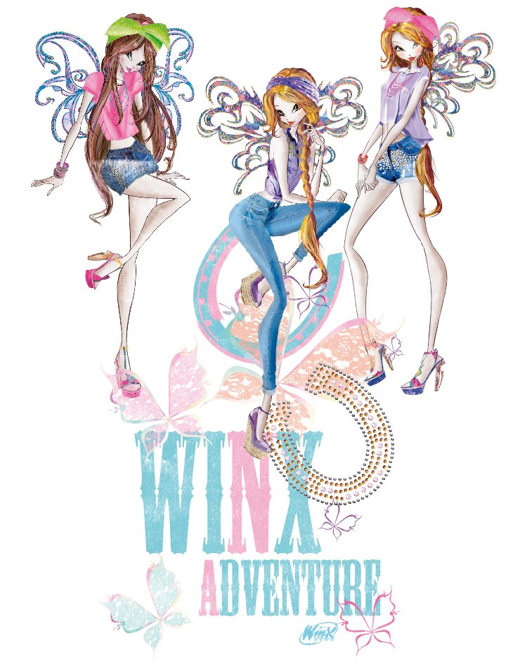 "¡Nuevas imagenes Winx Fairy Couture ""Adventure""! - Winx"