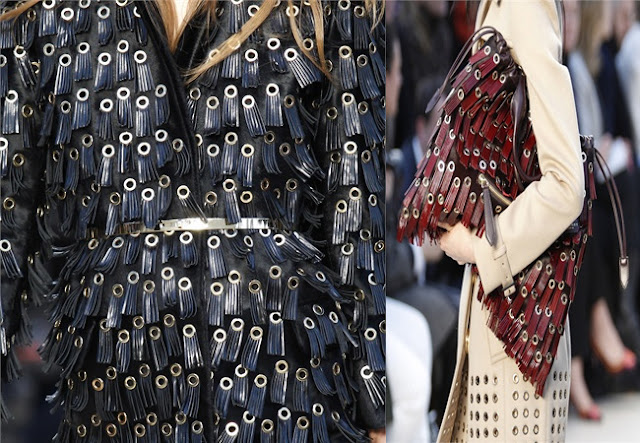 burberry prorsum fall 2013 details