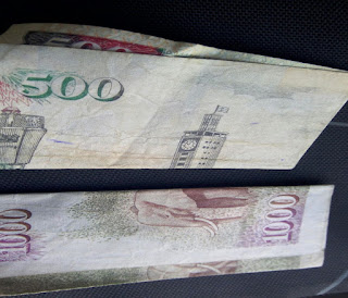Kenyan shillings Notes from 1963. PHOTO   Courtesy