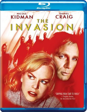 The Invasion (2007) Dual Audio Hindi 720p BluRay
