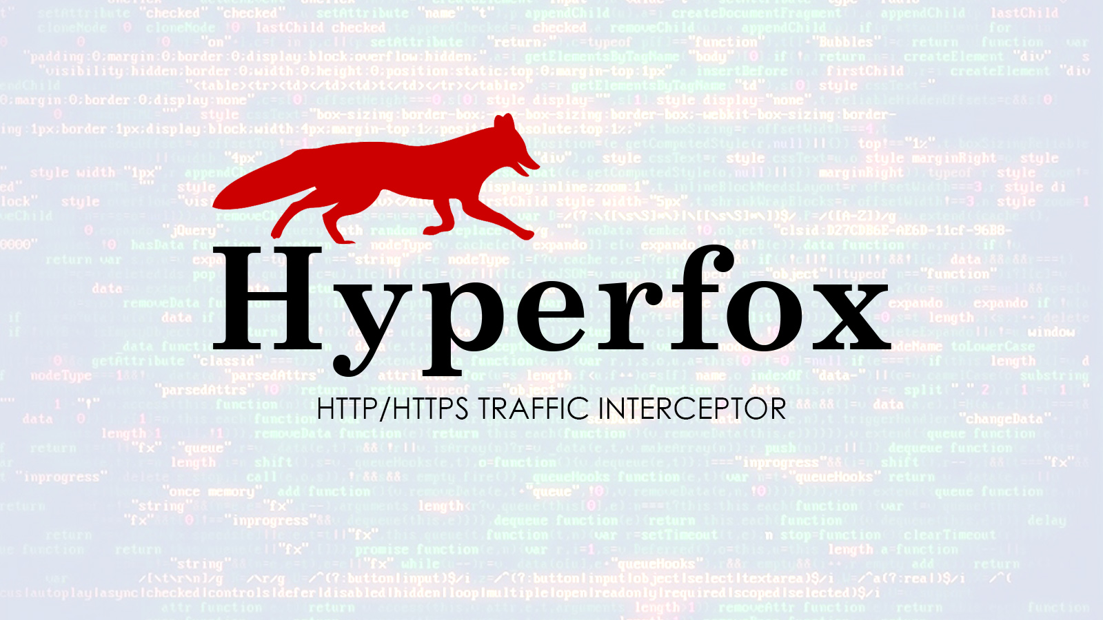 Hyperfox - HTTP/HTTPS Traffic Interceptor