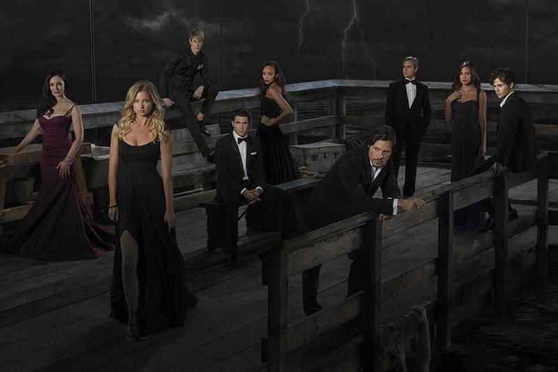 Revenge cast season 2